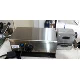 Inyectora Protésis Flex Manual + Mufla. Directo De Fábrica