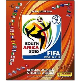 Álbum De Figurinhas Copa 2010 - Completo