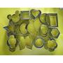 Cortador De Tortas Reposteria Mini Cakes Altos De 6cm