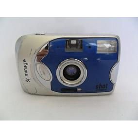 Câmera Máquina Fotográfica Antiga Mirage Shot Coleção