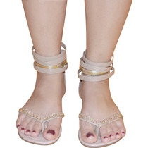 Rasteirinha Oferta Preço De Fábrica Véria Calçados