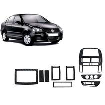 Aplique Painel Fibra Carbono Polo 03/ Sedan Hatch Painelkit