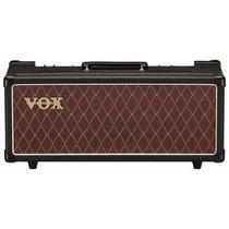 Cabeçote Vox Ac15ch 15 Watts Reverb De Mola E Tremolo