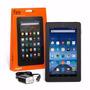 Tabla Kindle Fire 7, Quad Core 1.3 Ghz, 8gb, Wifi 2cam