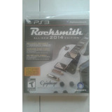 Ps3 Rocksmith All New 2014 Edition Sin Cable