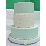 Torta Maqueta Quince 15 Cumpleaños Usado