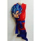 Disfraz Goku Dragon Ball Super Saiyajin Blue $ 20.000 C/u