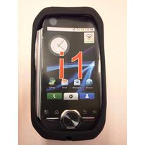 Funda Silicon Negro Motorola Nextel I1 Iden