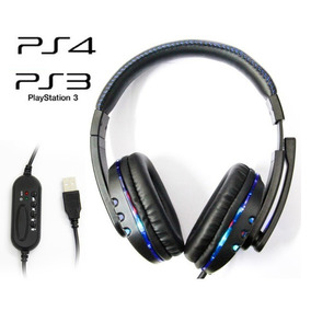 how to connect a non-usb headset to ps3