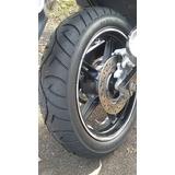 Pneu Moto 130/70-17 Traseiro Twister/fazer Remold C/garantia