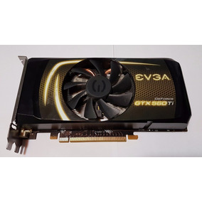 Placa De Video Evga Gtx 560 Ti 1gb