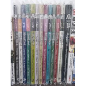 Coleção Completa De Death Note