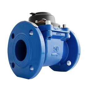 Medidor De Flujo De Agua Adccom 2 Pulgad Tipo Helice Woltman