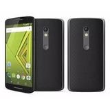 Cel Motorola X Play Xt-1562 /16gb/ 21mp Preto 2chip Promoção