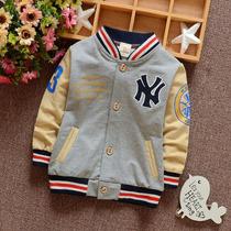 Jaqueta Criança Menino Colegial New York Yankees 3 A 4 Anos