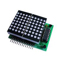 Matriz De Leds 7x10 Para Microcontroladores Incluye Proyecto