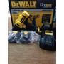 Taladro Destornillador Dewalt 12 Volt Dcd710s2