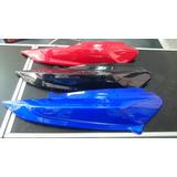 Tapa Lateral Trasera Derecha Speed200 Mv Azul Roja Negradmca