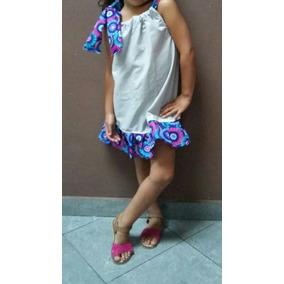 Vestidos Diseños Exclusivos Para Nenas De 3 A 6 Años De Edad