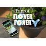 Flower Power Sensor De Plantas Cultivos Control Celular Oca