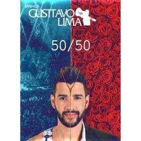 Dvd + Cd Gusttavo Lima - 2016 - 50/50 - Lacrado Promoção