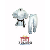 Uniforme De Karate Master Gi Bushido
