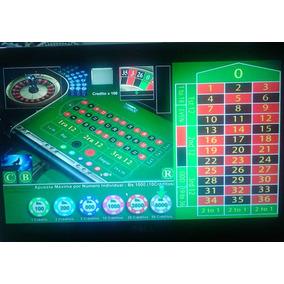 Rullete Multipuesto Nueva V.5 Juegos Gaminator Aristocrat