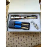 Laser Azul 3500mw Muy Potente Quema. Envio Gratis