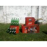Botella Antigua Coca Cola Decada Del 80