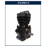 Compressor De Ar Caminhao Mbb -motor Om 366 -8160001-0