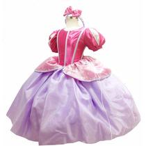 Vestido Disfraz Princesa Ariel La Sirenita Envio Gratis
