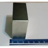 Imã Neodímio Terra Rara Poderoso N50 Frete Grátis 45x45x20mm