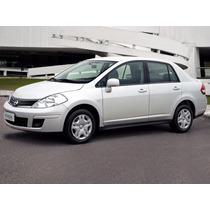 Amortiguadores Nissan Tiida ( 06-2014) Par Delantero