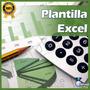 Plantilla Hoja Excel Ajustes Por Inflacion Reajuste Fiscal