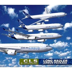 Aeronaves Airbus Para O Simulador De Voo Fs2004