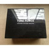 Caja Vacia De Reloj Rafael Nadal Time Force Edicion Limitada