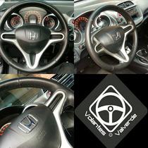 Volante Honda / New Fit - City ( Serviço De Forração )