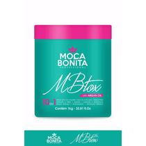 Botox Capilar 10em1 C/òleo De Argan Moça Bonita 1kg + Brinde