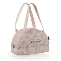Bolsa Capézio Ballet Mel B 22 Rosa - Original + Nf