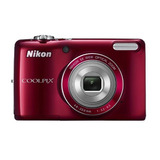 Cámara Nikon 26299 Coolpix L26 16.1mp Om