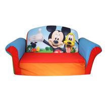 Melcocha Muebles Tapa Abierta Sofá Casa Mickey Mouse