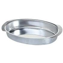 Assadeira Oval N 2 Para Bolo, Salada, Frango Aluminio