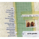 Adrian Goizueta Cd Duos Del Alma Jairo Aute Heredia Libertad