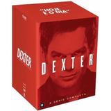 Dexter Série Completa 8 Temporadas 32 Dvds Novo Frete Grátis