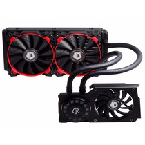 Vga Water Cooling Frostflow 240g Idcooling Amd - Nvidia
