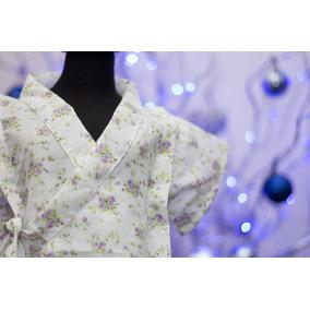Jinbei Japonés Niños Bebes Ajuar Batita Short Kimono