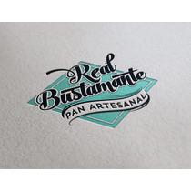 Diseño Grafico Tarjetas Logotipos Aplicación Restaurantes