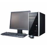 Desktop Generica Amd A4-4400 3.2ghz 4gb 320gb Dvd Rw
