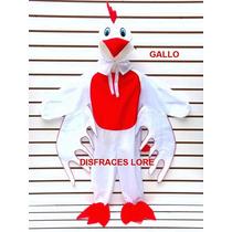 Disfraz De Gallo Disfraces Festival Escolar Primavera