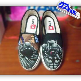 Zapatos Personalizados, Pintados A Mano